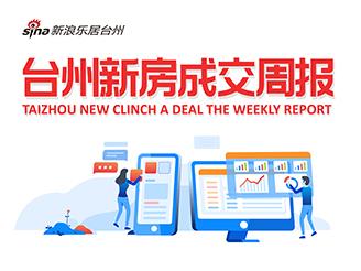 台州上周(3.29-4.4)新房网签成交2777套!
