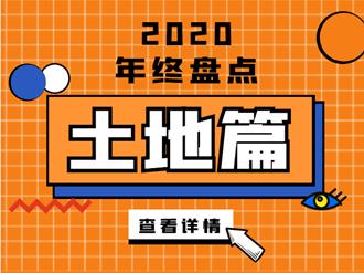2020土地盘点