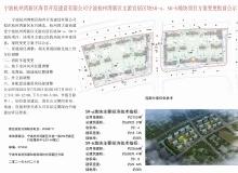 杭州灣新區文游宜居區塊5#-a、5#-b地塊方案變更批前公示